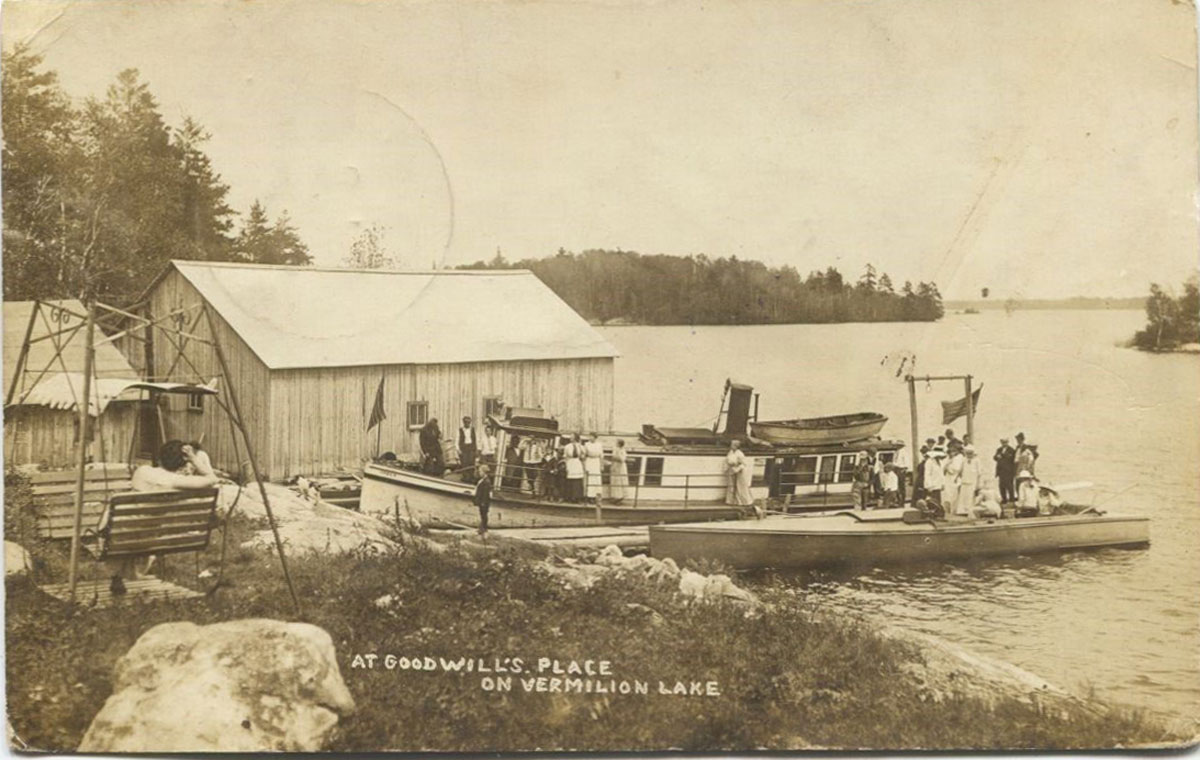 Goodwill's Place on Lake Vermilion