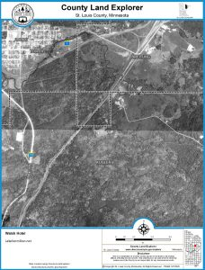 St. Louis County Land Explorer - Tower Junction environs