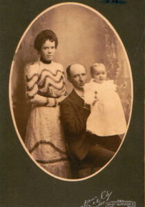 "Thomas J. Walsh, Margaret Sullivan, and ""Aunt Peggy"""